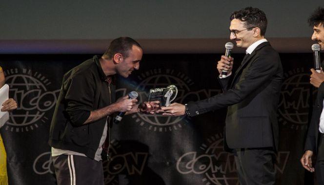Premi Micheluzzi Comicon 2017