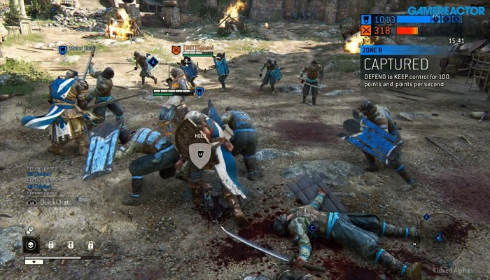 for honor screen 4