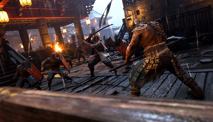 for honor screen 5